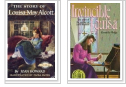 Biographies of Louisa May Alcott for children
