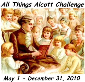 pursuing our passion for anything related to Louisa May Alcott