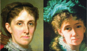 Day 3 May Alcott a Memoir - Opposites Attract