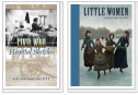 Louisa May Alcott wrote books for adults as well as children