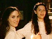 beth and jo march from little women