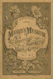 merry's museum 1868
