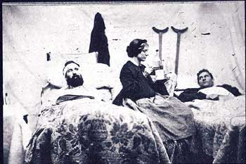 Civil-War-Nurse