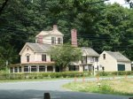 The Wayside, home to Nathaniel Hawthorne and the Alcotts