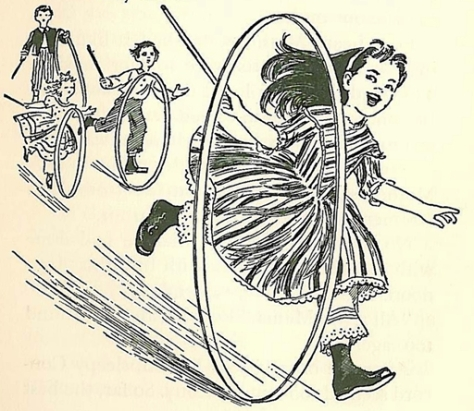 drawing by Flora Smith, from The Story of Louisa May Alcott by Joan Howard