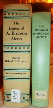 bronson letters and journal