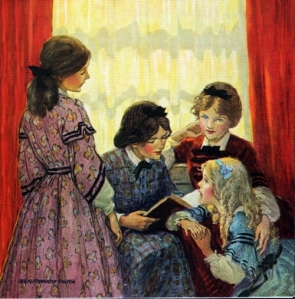 Jessie Wilcox Smith Little WOmen