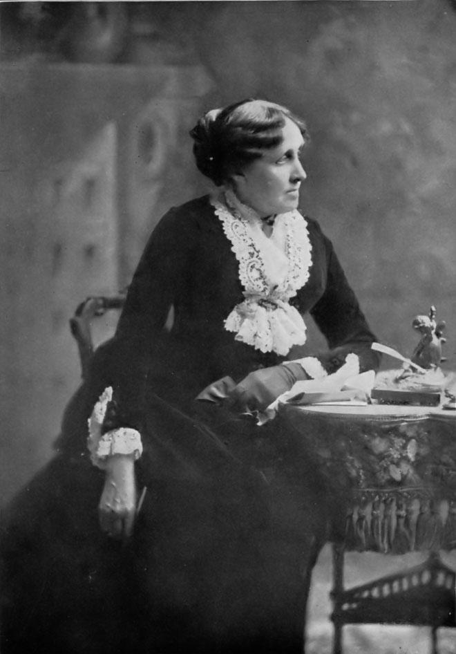 Louisa May Alcott Caf Fr