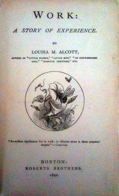 work-title-page