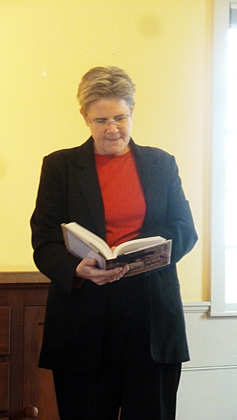 eve laplante reading1