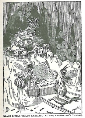 The Frost King, from the 2004 Orchard House edition of Flower Fables
