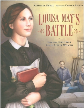 louisa may's battle
