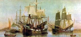 The Governor Winthrop Fleet