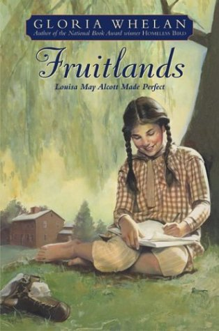 fruitlands louisa may alcott made perfect