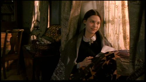 Claire Danes as Beth March in Little Women