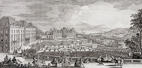 The New Castle at Meudon