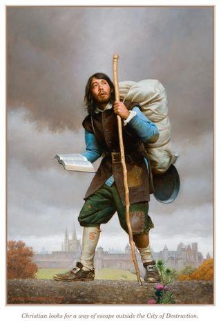 christian from pilgrim's progress