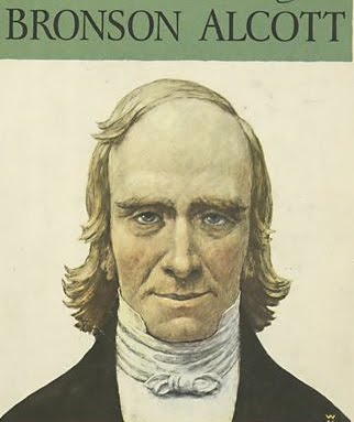 bronson alcott drawing