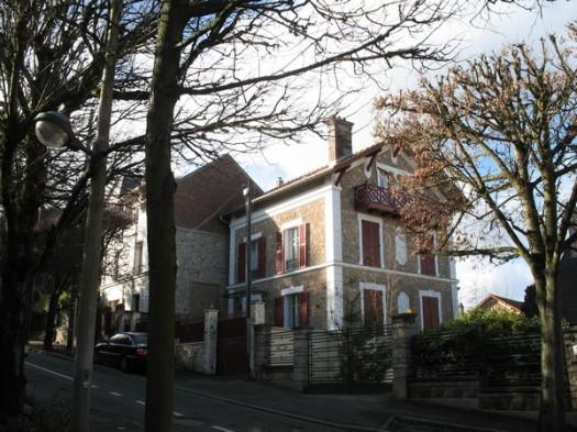 Maison de May Meudon 2