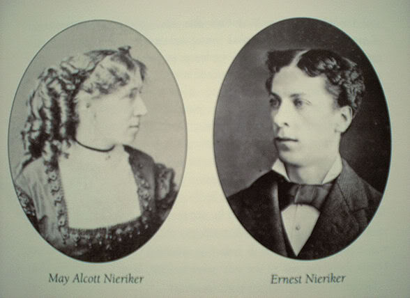 Ernest Nieriker Louisa May Alcott Is My Passion