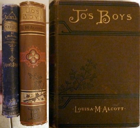 jo's boys 1886 aunt jo's scrap bag shawl straps 1872 combined