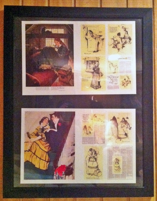 woman's home companion the most beloved american writer katharine anthony norman rockwell-3
