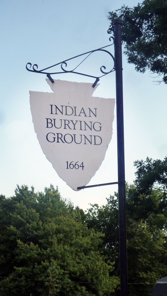 the indian burying ground sparknotes