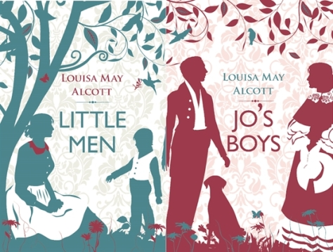 british little men jo's boys
