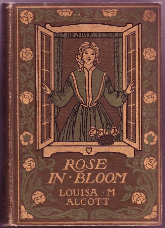 Alcott--Roseinbloombrown
