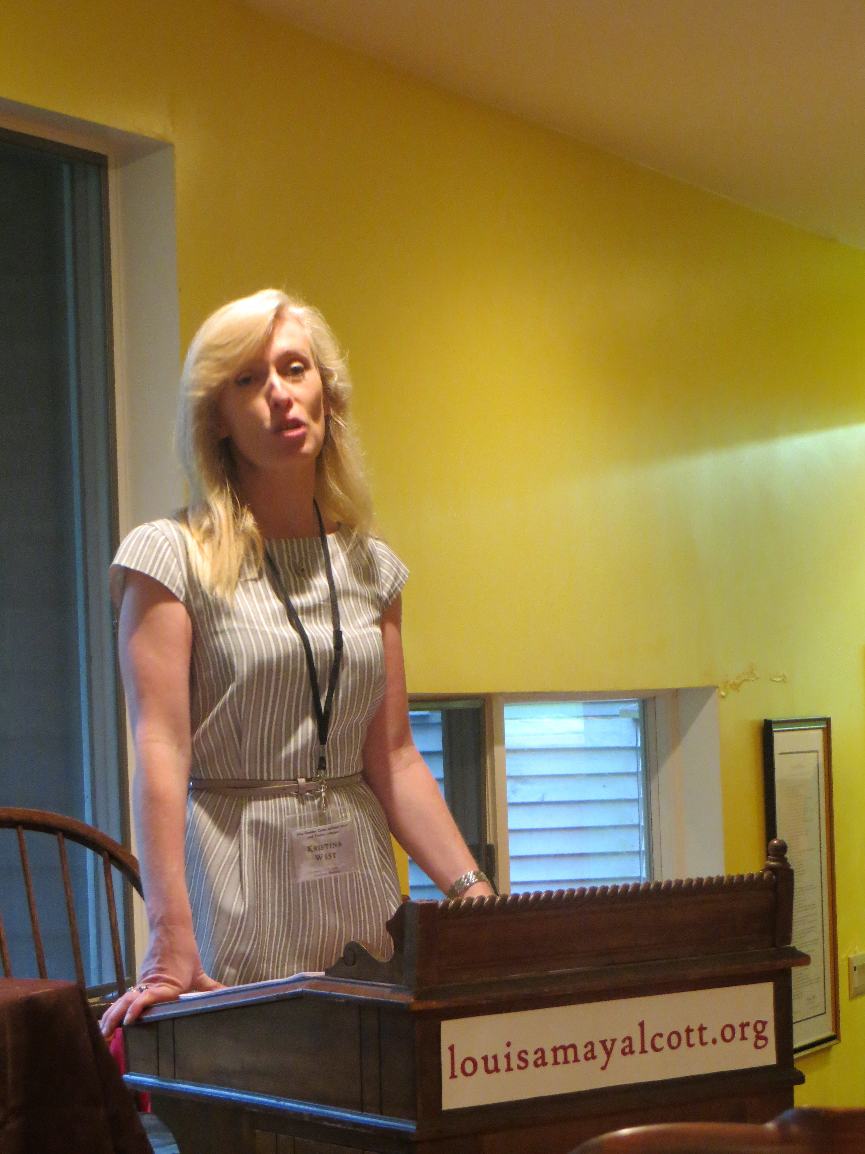 Kristina West's Presentation Highlighted The Educational Work Of Bronson  Alcott And His Role As Arguably The Father Of Modern Child Psychology