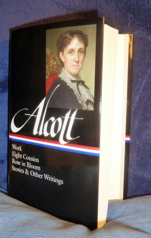 alcott book edited by susan cheever