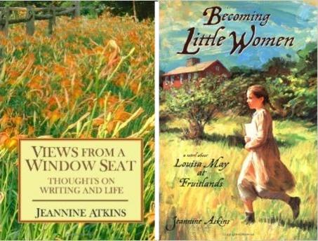 jeannine atkins books