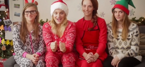 Amy, Jo, Meg and Beth; from Hypable