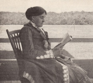 louisa reading