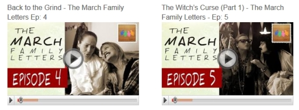 march family letters episodes 4 and 5