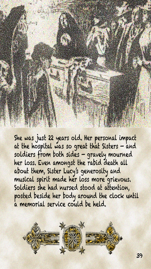 death of a soldier louisa may alcott