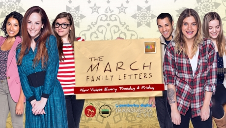 the march family letters