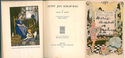 aunt jo's scrap-bag combined