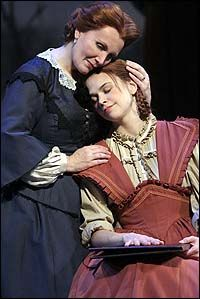 Little Women October 12, 2004 Credit Photo ©Paul Kolnik NYC