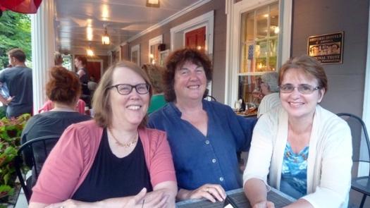jeannine, gabrielle and susan