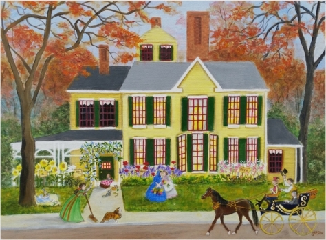 Little Women (The Wayside) by Joyce Pykal