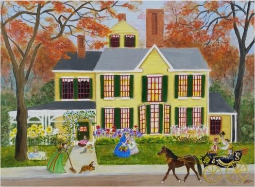 Little Women (The Wayside) by Joyce Pykal