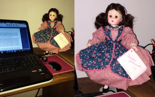 beth doll combined