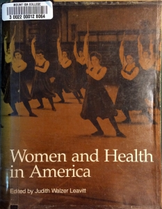 women and health in america first edition