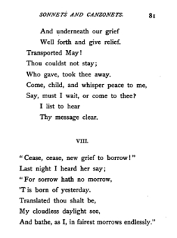 May Alcott part five