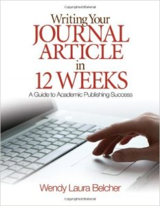 writing your journal article