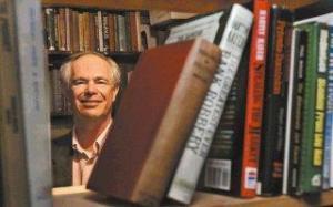 Ray Boas, Walpole town historian