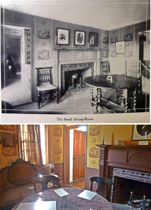 Fruitlands through the years in sight and sound louisa for Dining room endicott